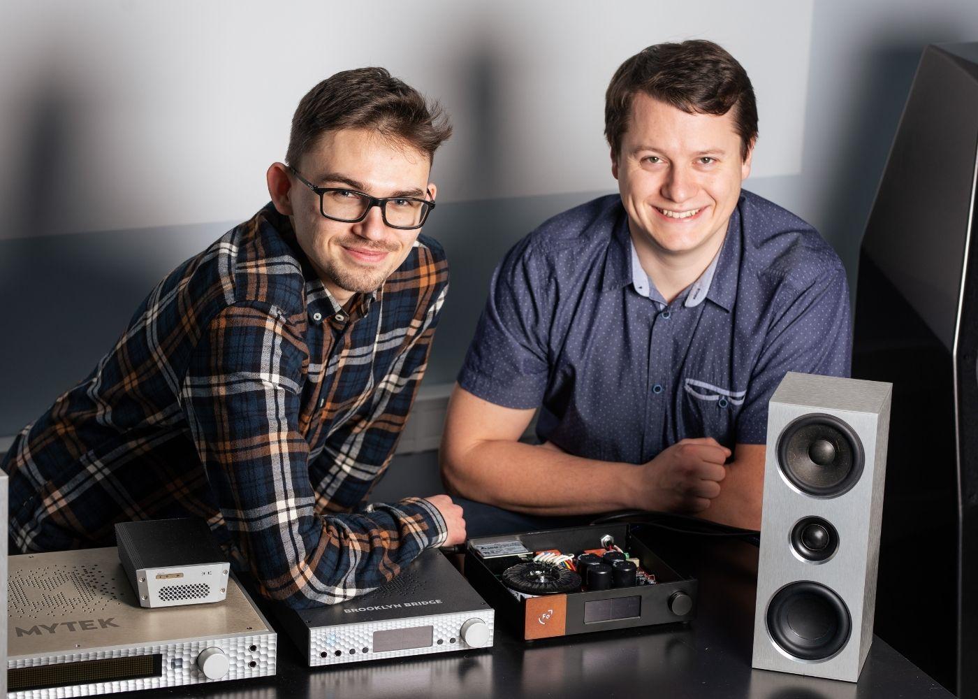 Ferrum Audio RND team 2021