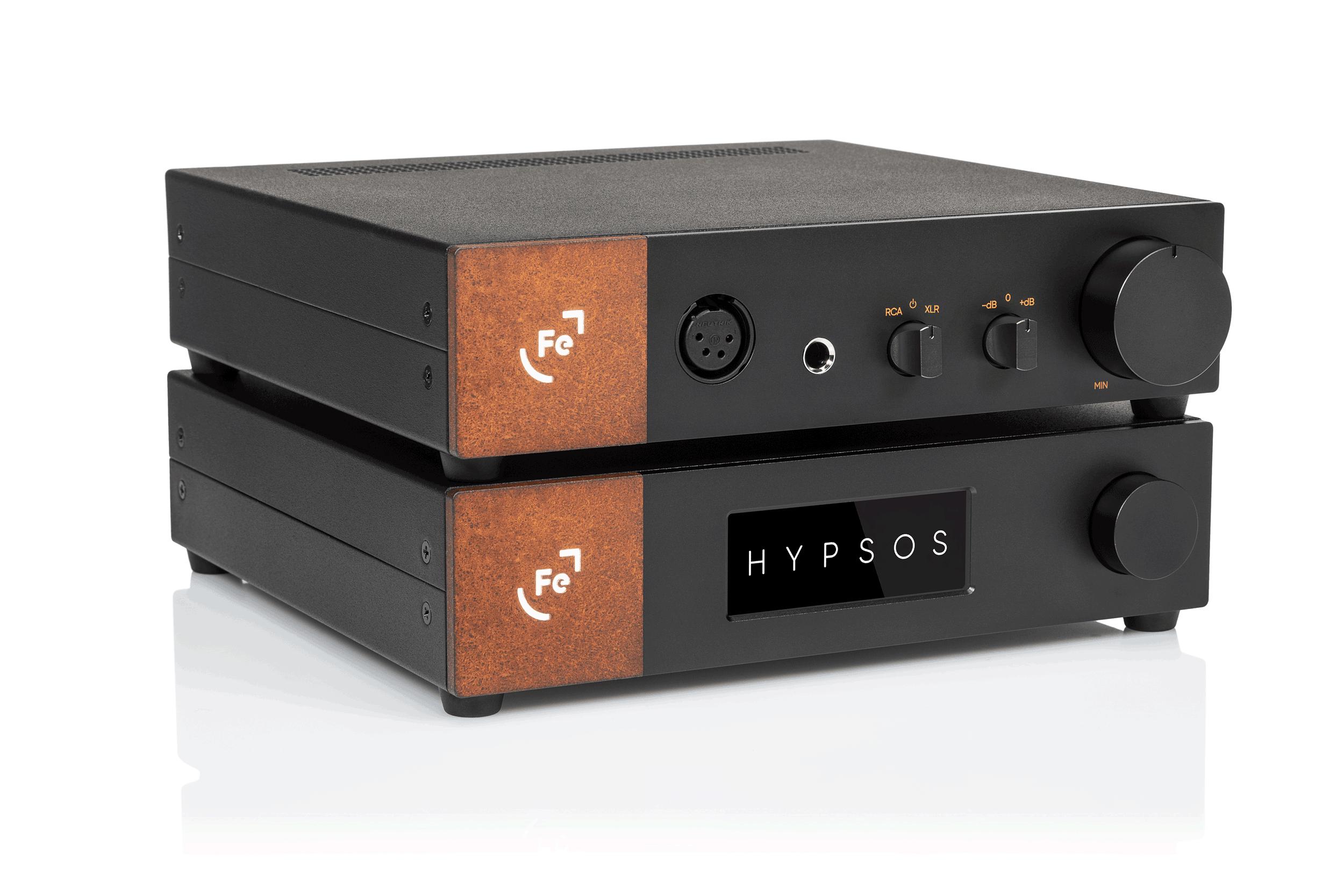 Oor headphone Amplifier and Hypsos hybrid power supply